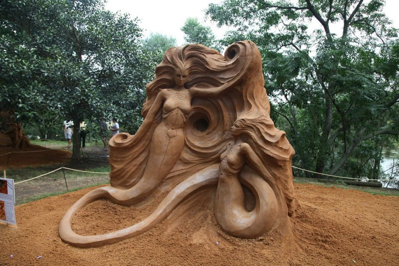 Hawkesbury Sand Sculpture Festival