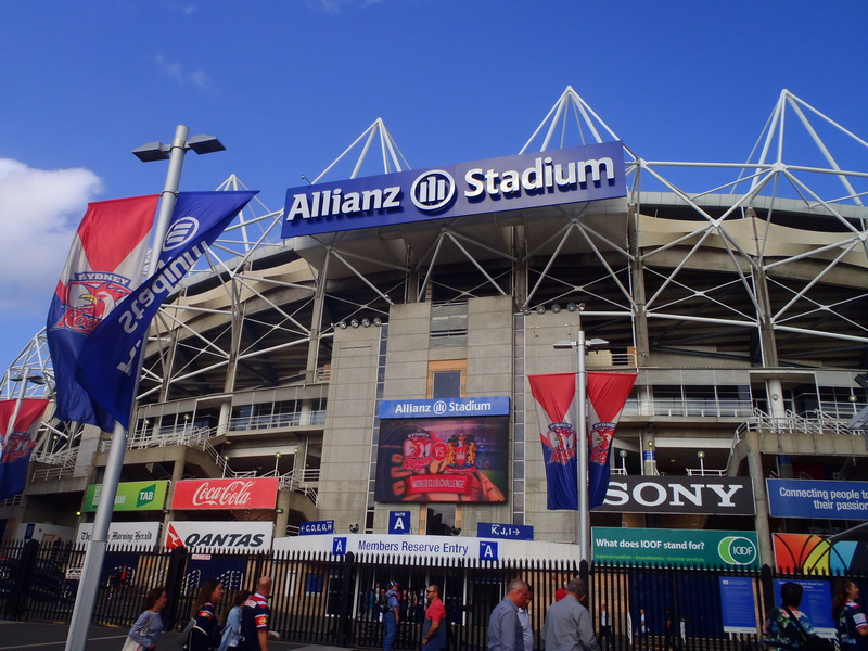 ... stadium - National Rugby League (NRL) Games in Sydney 2014 - Image 4