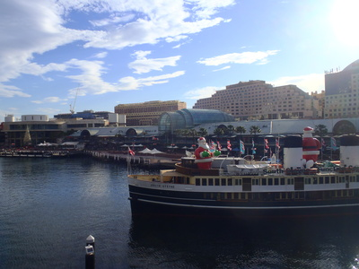 Darling Harbour Santa Fest 5