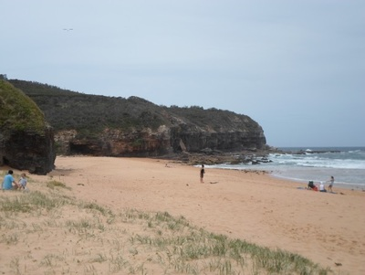 Turimetta Beach, warriewood, sydney, beach