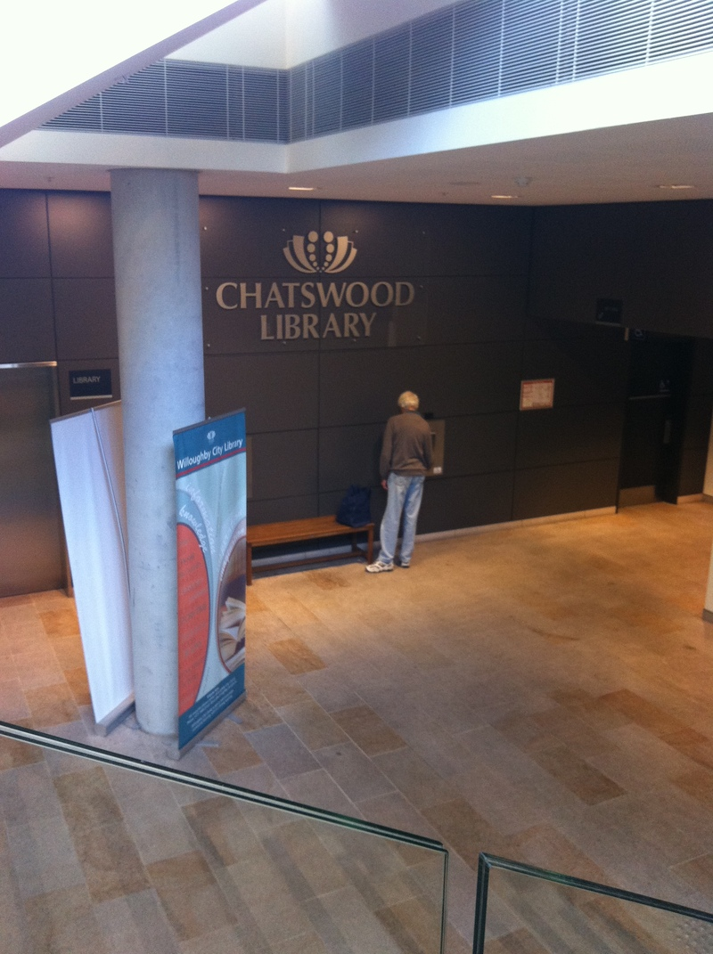 IMAGE6  - Chatswood Library