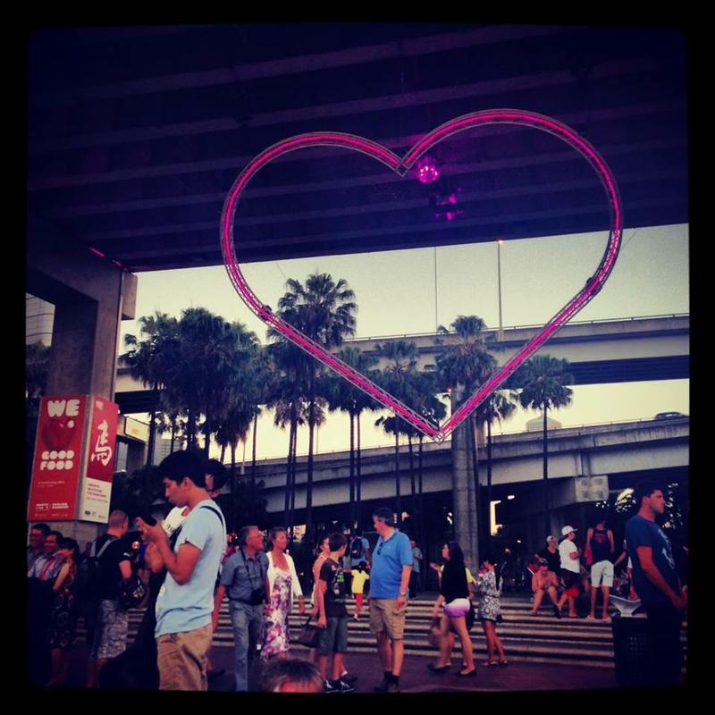 month of love darling harbour, month of love
