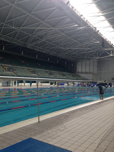 Sydney Olympic Park Aquatic Centre Sydney Fun