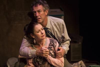 the gigli concert, the gigli concert eternity playhouse, the gigli concert review
