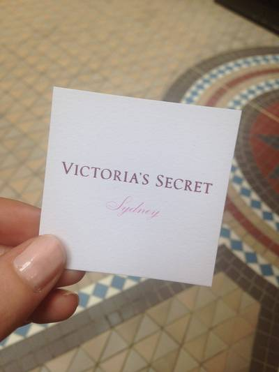 victoria's secret, victoria's secret queen victoria building